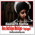 Sun Sathiya (Unplugged Version) - ABCD-2 - 2015 - (VIDEO+MP3 Format)