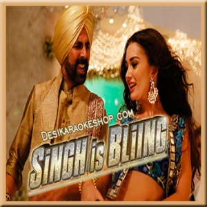 Singh And Kaur - Singh Is Bling - 2015 - (VIDEO+MP3 Format)
