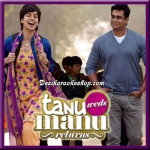 O Sathi Mere - Tanu Weds Manu Returns - 2015 - (VIDEO+MP3 Format)