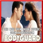 Teri Meri Prem Kahani (Reprise) - Bodyguard - 2011 - (VIDEO+MP3 Format)