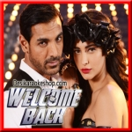 Time Lagaye Kaiko - Welcome Back - 2015 - (MP3 Format)