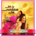 Naina Thak Thak Haare - Yeh Jo Mohabbat Hai - 2012 - (VIDEO+MP3)
