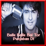 Balle Balle Bai Tor Punjaban Di - Sonu Nigam - (VIDEO+MP3 Format)
