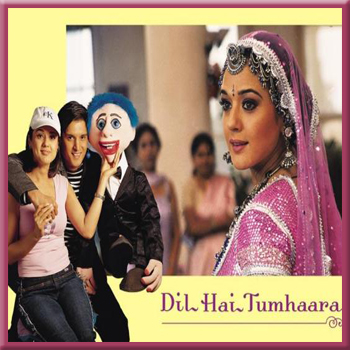Dil Hai Tumhaara - Full HD Video Song - 1080p HD Full